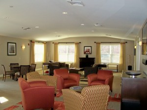 The Fairways Apartments new community room 2011