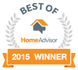 Best Of Home Advisor Award-2015
