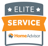 Elite Service Award from Home Advisor