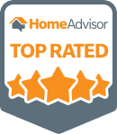 Home Advisor Top Rated Professional Award